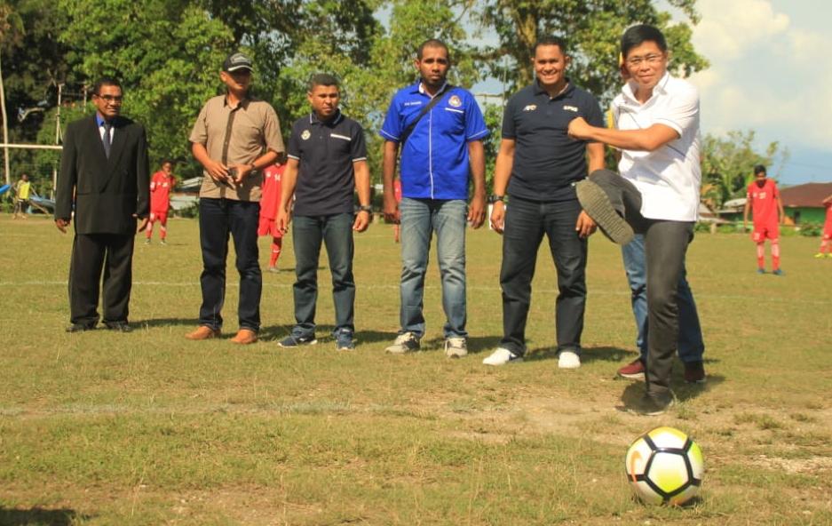 Kompetisi Sepakbola U13 & U15 Piala Kapolda Mulai Bergulir