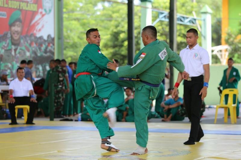 Atlet Yong Moo Do Kodam Pattimura Raih Medali Emas