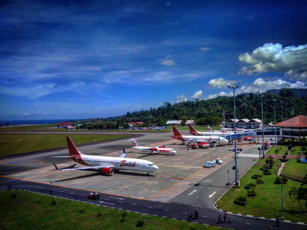 Sepanjang 2018, Bandara Pattimura Layani 1,5 Juta Penumpang