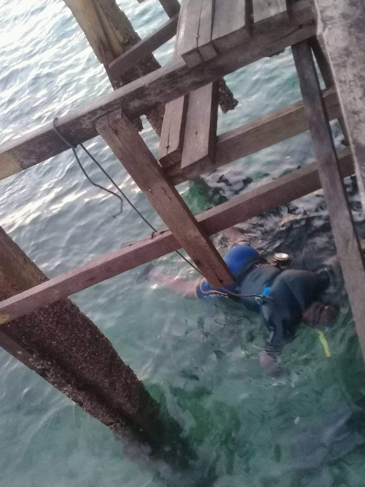 Mayat Pria Ditemukan Terapung di Perairan Negeri Pelauw