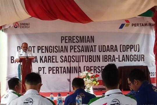 Operasional DPPU Karel Sadsuitubun Dukung Ekonomi Malra