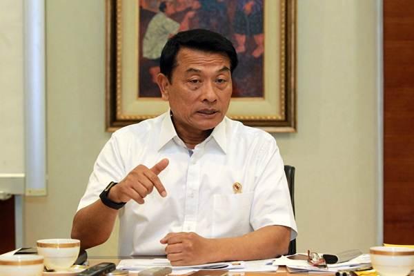 Moeldoko Sebut Pelantikan Kepala BNPB Tunggu Revisi Perpres