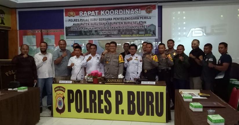 Ketua KPU Buru: Jangan Latah Pindah TPS Saat Pemilu