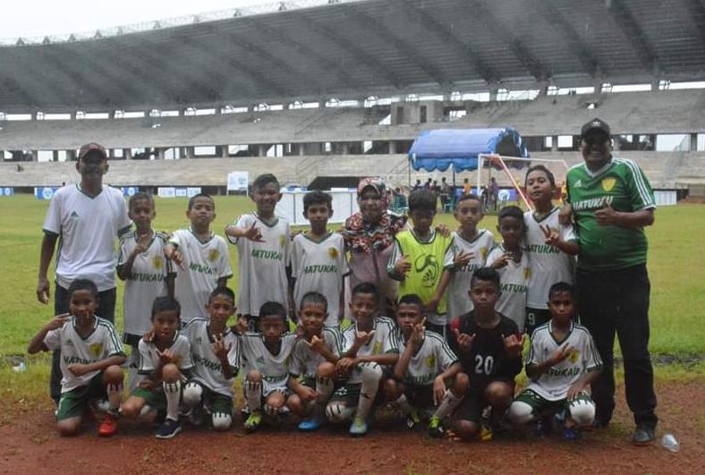Kalahkan Nuku Junior 4-2, Alba Hatukau Melangkah ke Semifinal