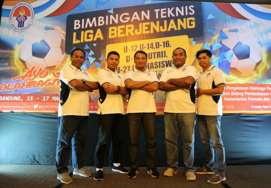 Liga Sepakbola Berjenjang Piala Menpora 2019 Bakal Digelar