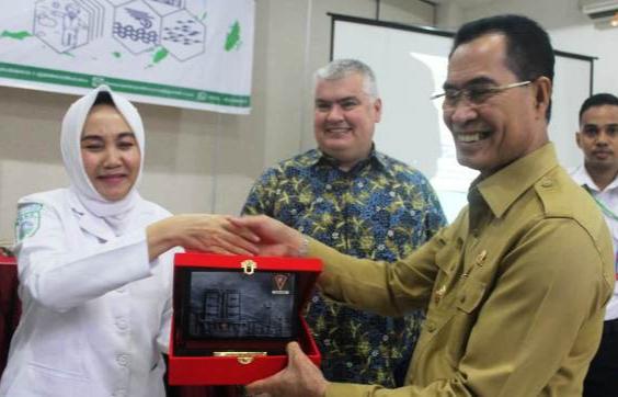 Adaptasi Perubahan Iklim, BMKG Gelar Sekolah Lapang Nelayan di Ambon