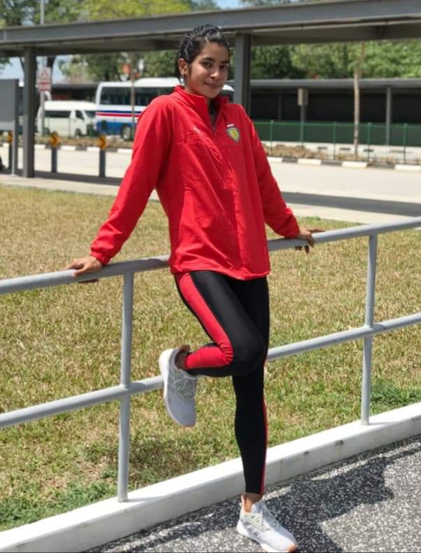 Siang Ini, Alvina Tehupeiory Tampil di Singapore Open Track & Field Championship