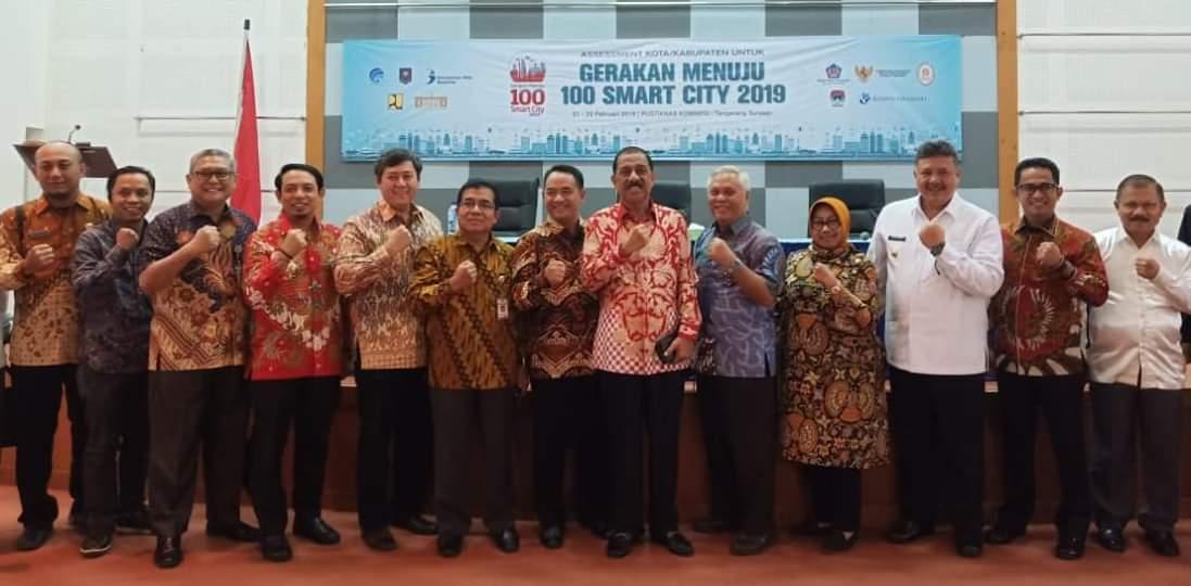 "Ambon Masuk Deretan 100 Kota Menuju ""Smart City"""