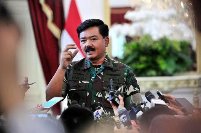 Panglima TNI Mutasi 27 Perwira Tinggi