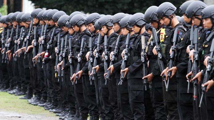 Menko Polhukam: Brimob Nusantara Kumpul di Jakarta Jamin Keamanan Masyarakat