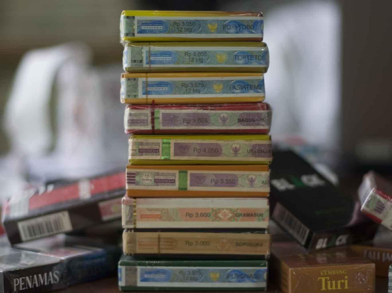 Tarif Cukai Rokok Bakal Naik Tahun Ini