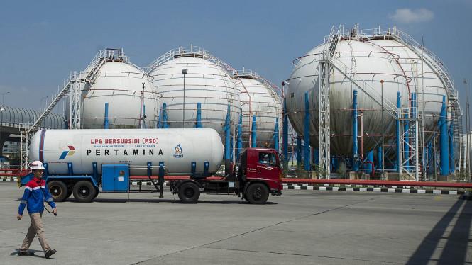 Pembangunan Terminal LPG Wayame Rampung Tahun Depan