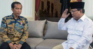 SMRC: Selisih Elektabilitas Jokowi dan Prabowo 19,8 Persen