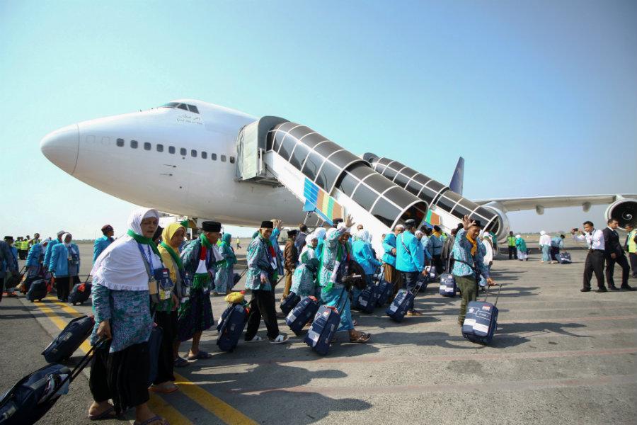 Kuota 1.090, Baru 907 JCH Provinsi Maluku Lunasi BPIH