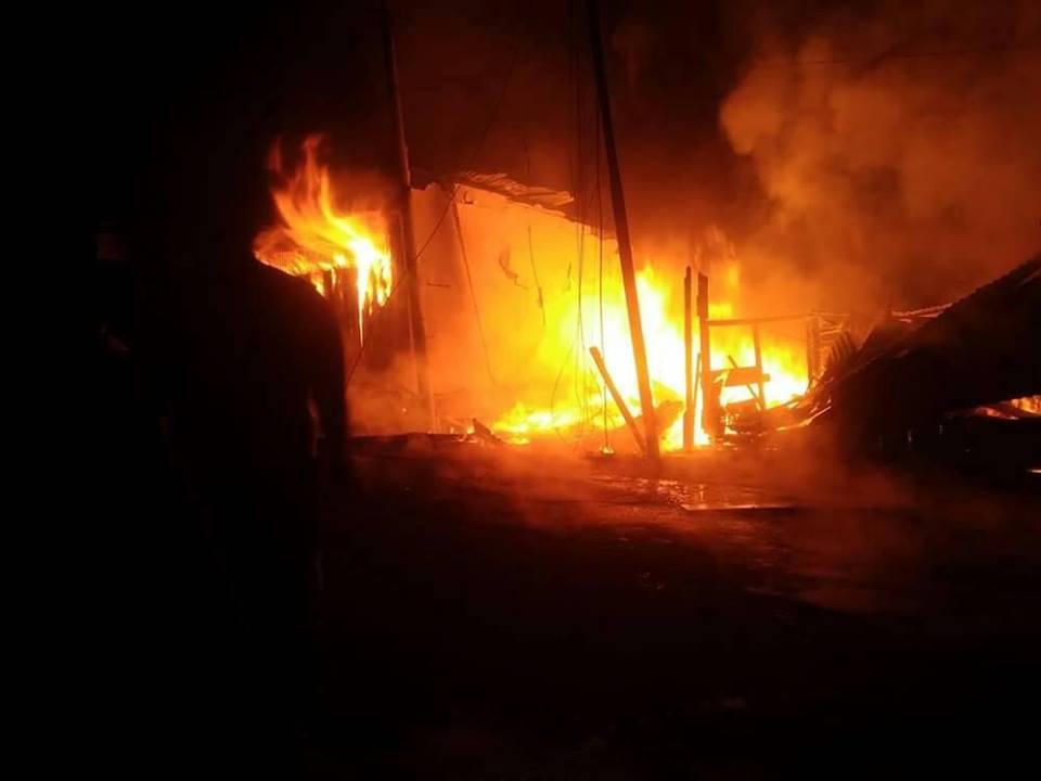 Kebakaran di Bula, Dua Warga Meninggal