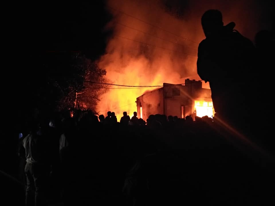 Kebakaran di Bula, Polisi Duga Api berasal dari Lilin