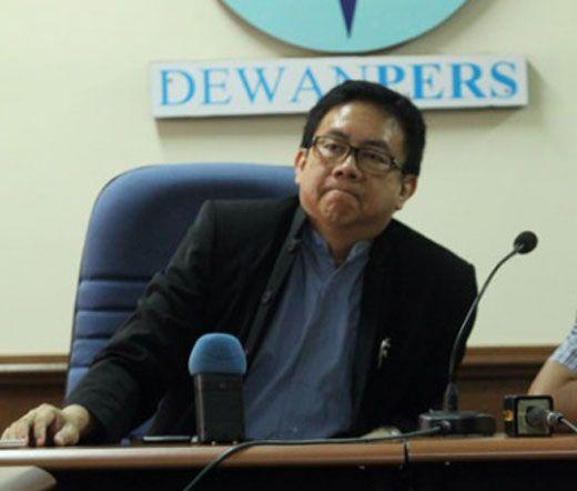 Ketua Dewan Pers Ingatkan Media Tidak Gelorakan Potensi Konflik Pemilu 2019