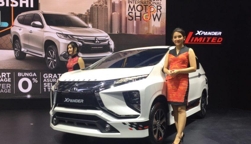 Mobil-Mobil Baru di IIMS 2019