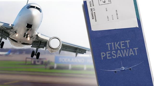Tarif Tiket Lion Air Group, Garuda & Citilink Ambon – Jakarta Masih Tinggi