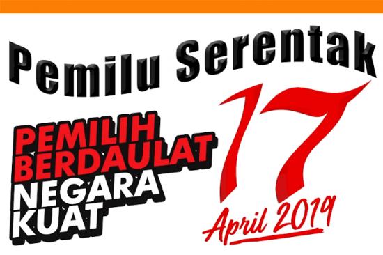 Presiden Jokowi Tetapkan 17 April 2019 Hari Libur Nasional