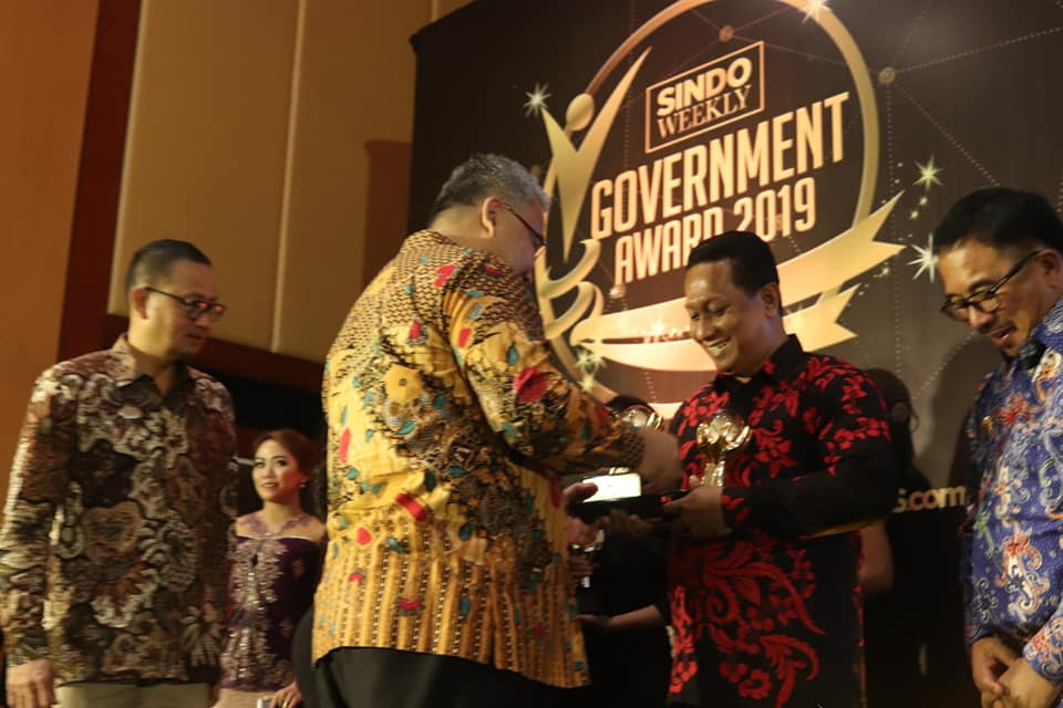 Ambon Raih Dua 'Government Award' 2019