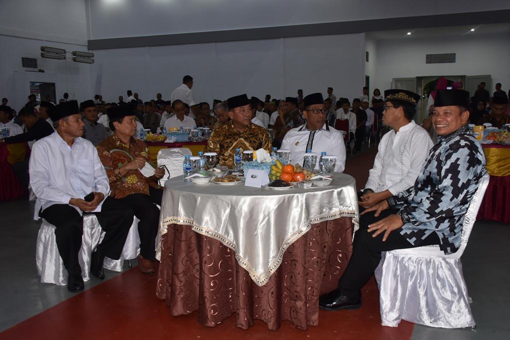 Jalin Tali Silatuhrahmi, Lantamal Ambon Buka Puasa Bersama