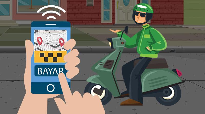 Kemenhub: Batas Bawah Ojek Online di Maluku Rp 2.100/km, Batas Atas Rp 2.600/km