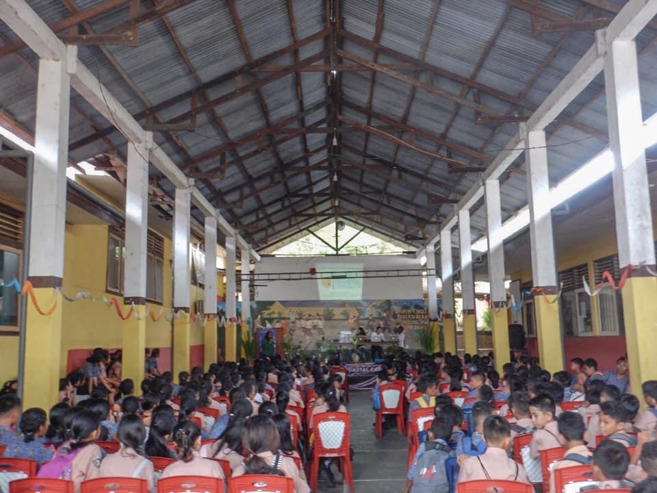 MCC Sosialisasi Penanaman Kembali Mangrove