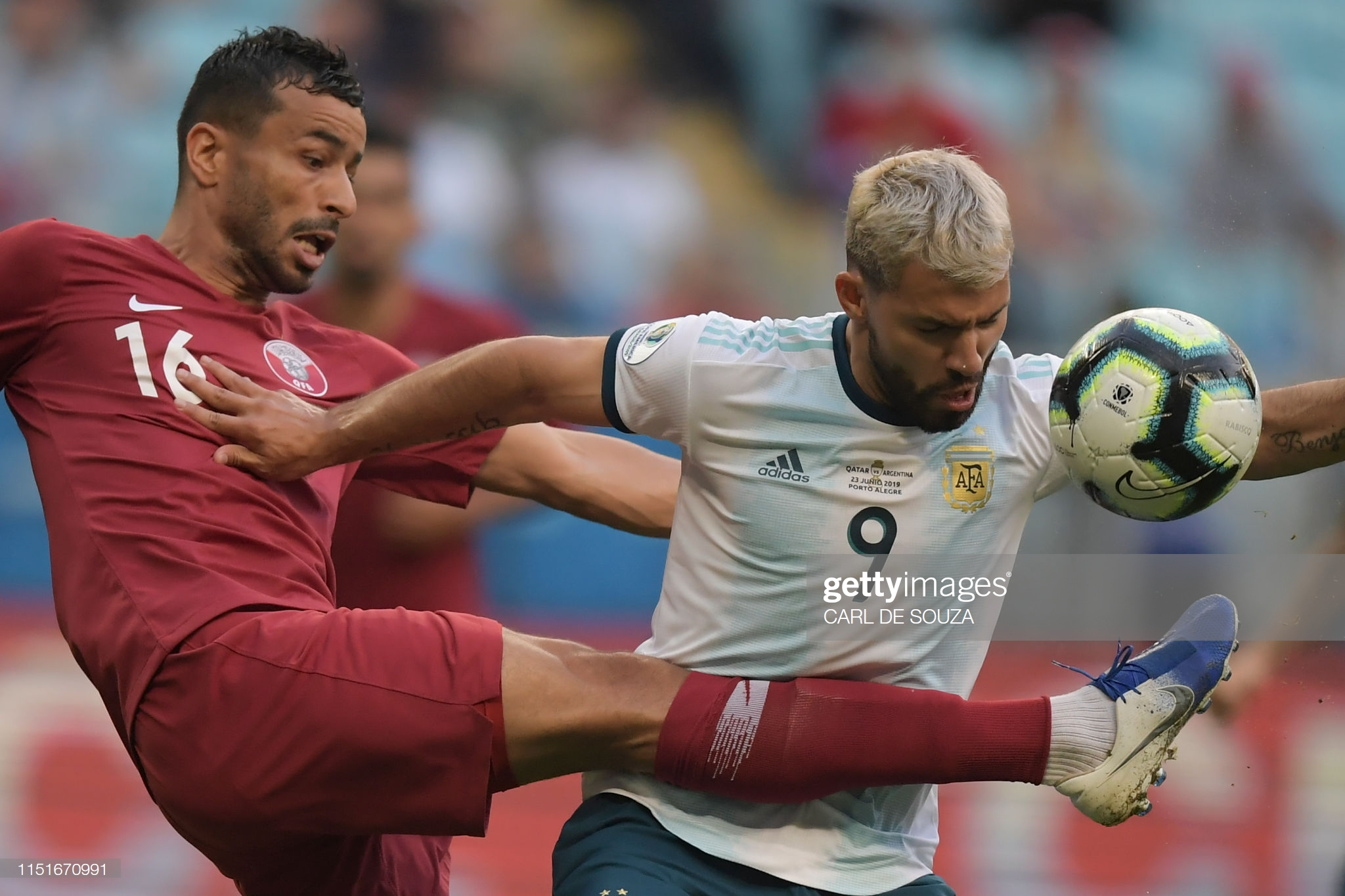 Copa America 2019: Kalahkan Qatar 2 – 0, Argentina Lolos ke Perempatfinal