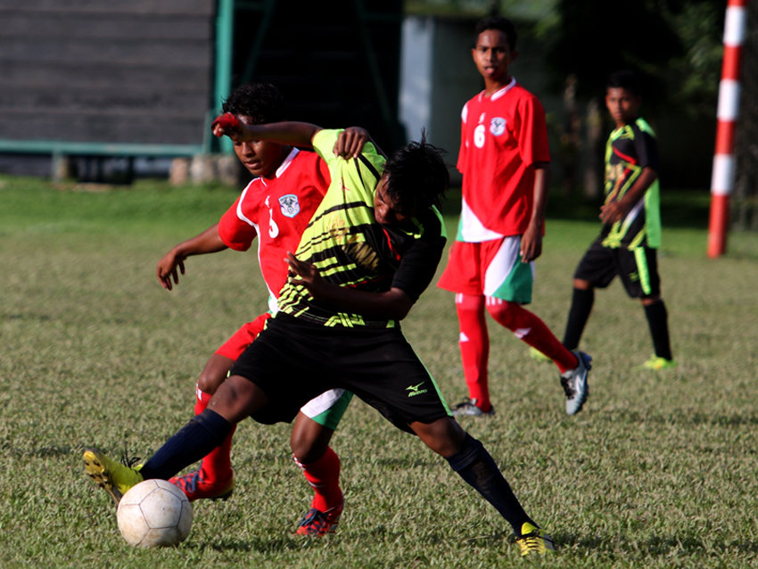 Libas Persenal 4 – 1, Akademi Tulehu Putra Melangkah ke Seri Provinsi Maluku