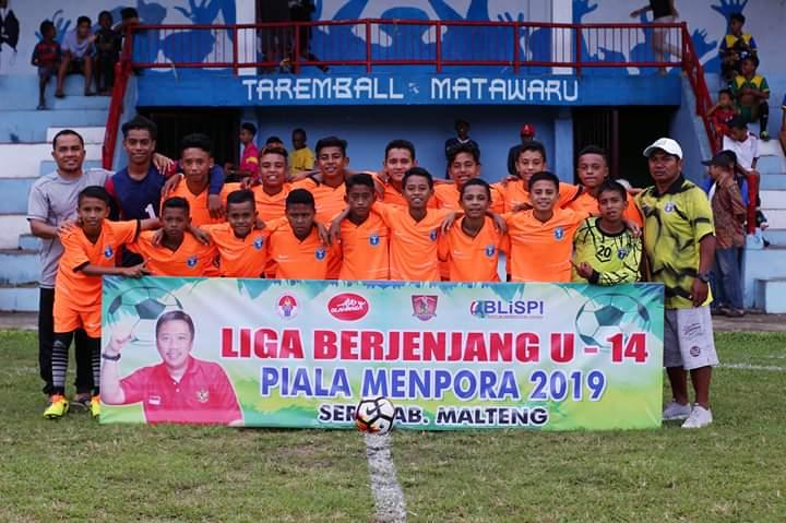 Akademi Tulehu Putra Libas Wainuru FC 7 – 0