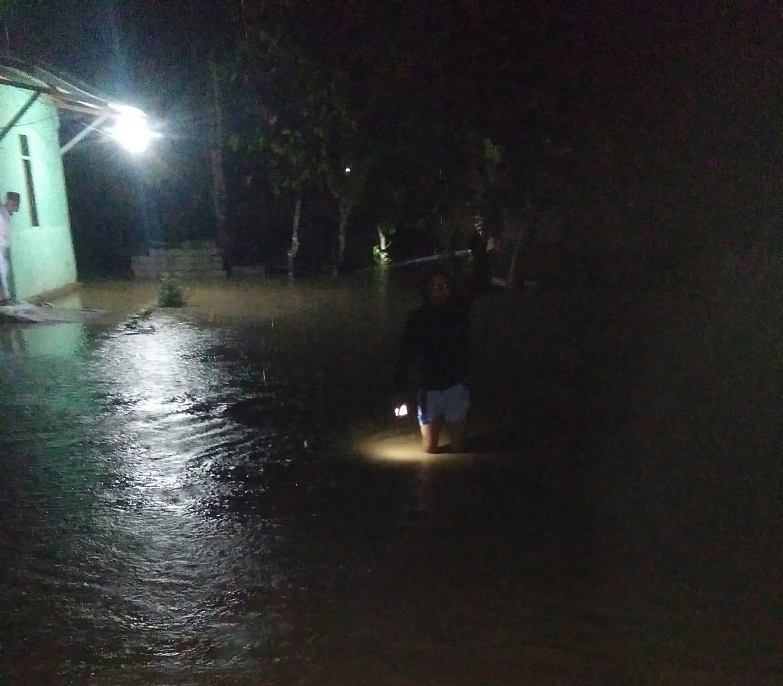 Banjir di  Bula,  Rumah Warga Terendam