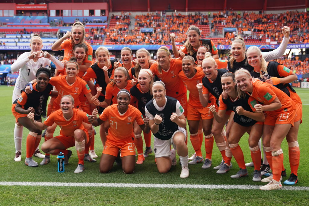 Piala Dunia Wanita 2019: Taklukkan Kamerun, Belanda Melaju ke Babak 16 Besar