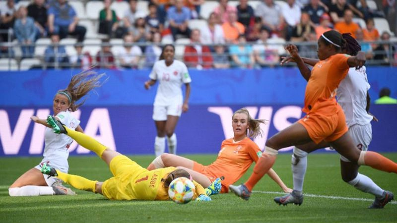 Belanda Juara Grup E Piala Dunia Wanita 2019