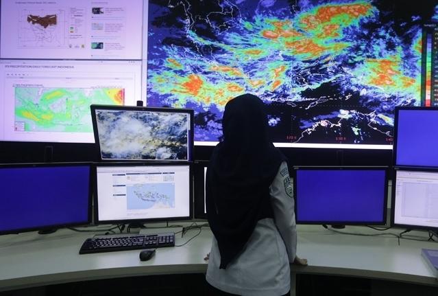 BMKG: Waspada Potensi Cuaca Buruk Periode Mudik Lebaran 2019