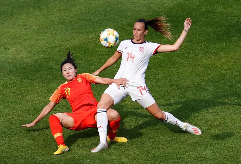 Piala Dunia Wanita 2019: Cina dan Spanyol ke Babak 16 Besar