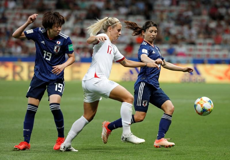 Piala Dunia Wanita 2019: Inggris dan Jepang Melaju