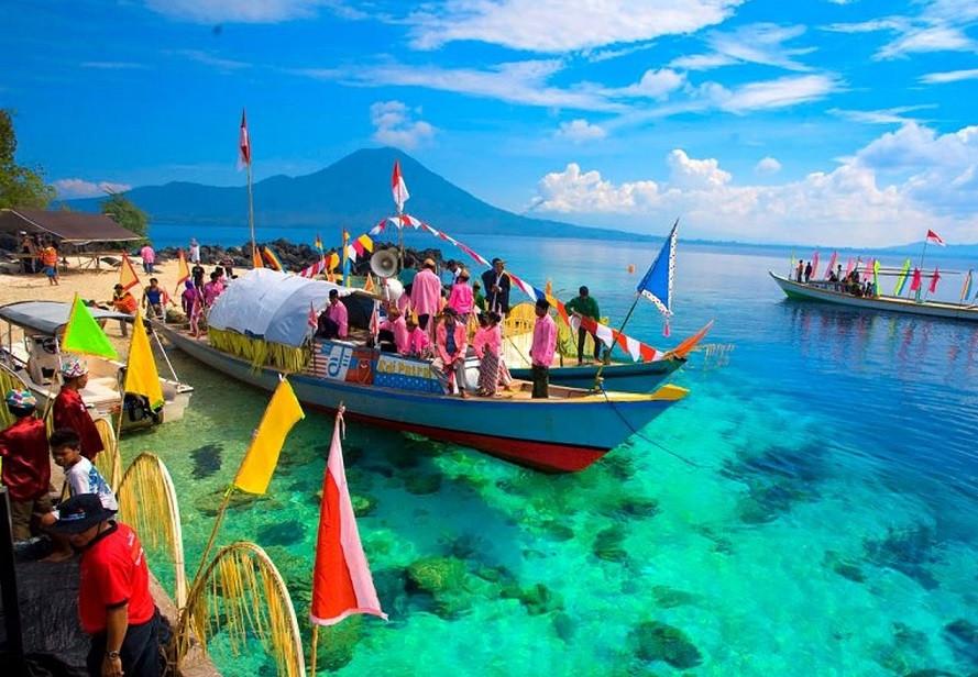Kemenpar Gaungkan Festival Teluk Jailolo 2019