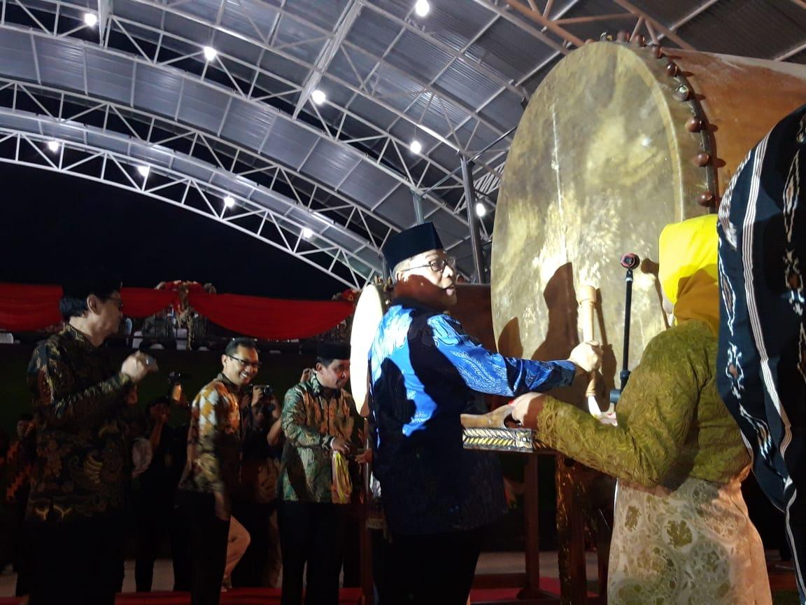 Gubernur Berharap MTQ Provinsi Maluku Lahirkan Generasi Qurani