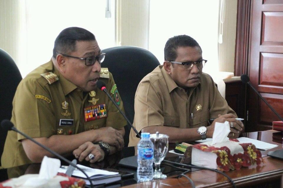 Gubernur Maluku Minta DPRD Dukung Visi & Misinya