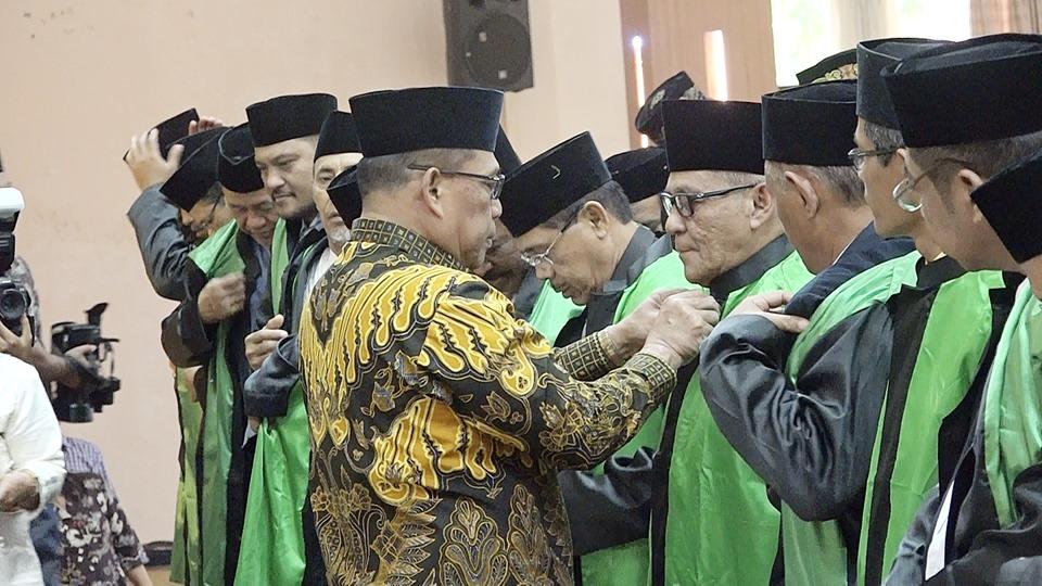 Kukuhkan Dewan Hakim MTQ Tingkat Provinsi Maluku, Gubernur: Harus Objektif Menilai