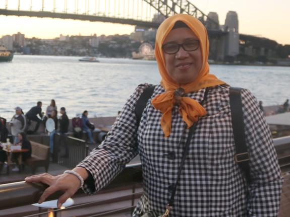 Istri Wawali Ambon Meninggal Dunia di Belanda