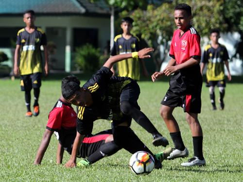 Kalahkan Alba Hatukau 2 – 0, SSB Pusparagam Lolos ke Seri Provinsi Maluku