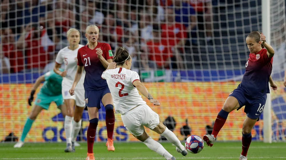 Piala Dunia Wanita 2019: Depak Norwegia, Timnas Inggris ke Semifinal