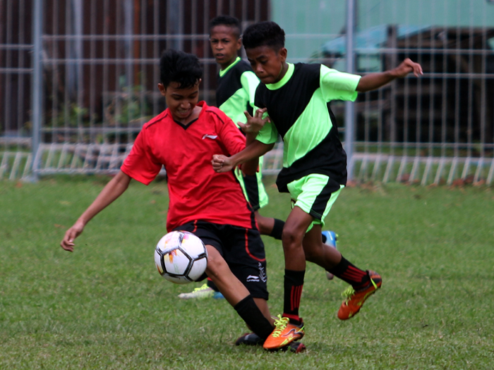 SSB Kabareszy U14 Mantapkan Langkah Menuju Seri Provinsi Maluku