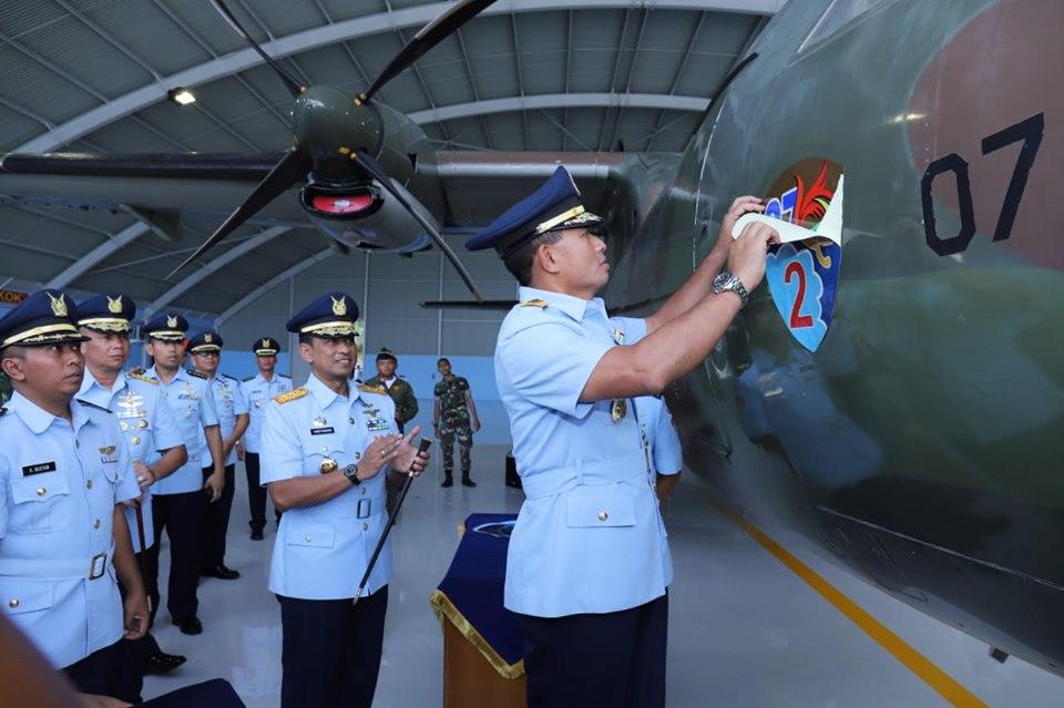 Skadron Udara 27 Biak Diresmikan, Tonggak Sejarah TNI AU di Tanah Papua