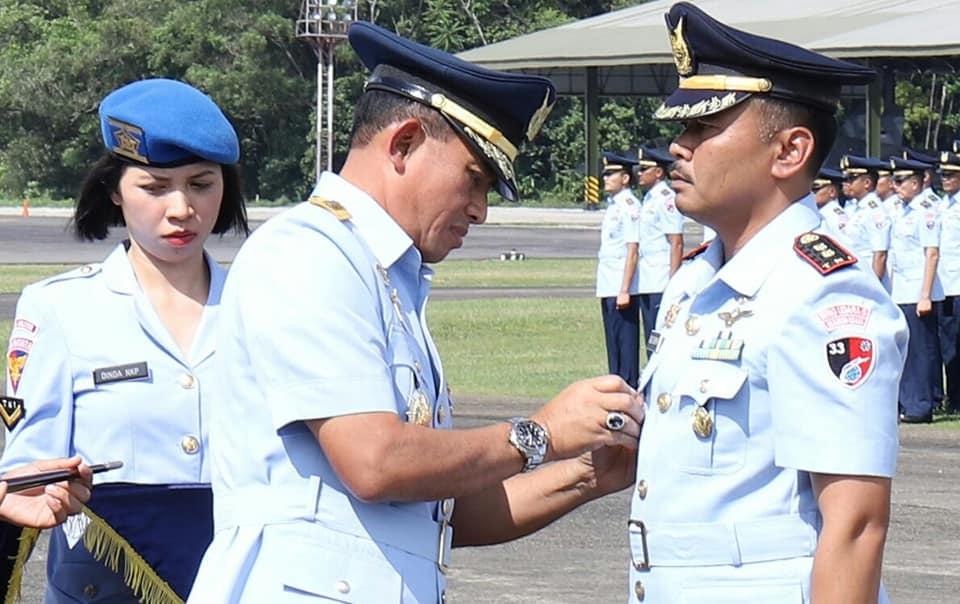 Resmikan Skadron Udara 33, Kasau: Kecepatan Jadi Salah Satu Keunggulan TNI AU