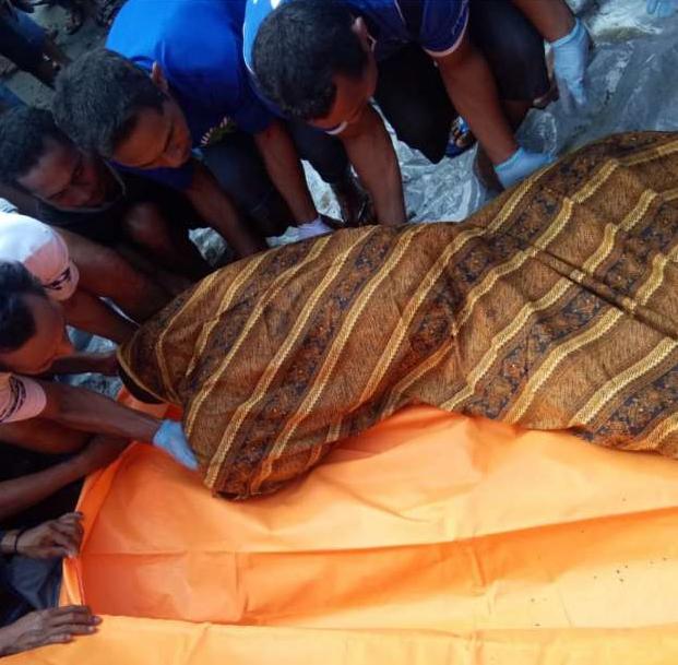 Akhirnya Jasad Warga Desa Wotay yang Diterkam Buaya Ditemukan