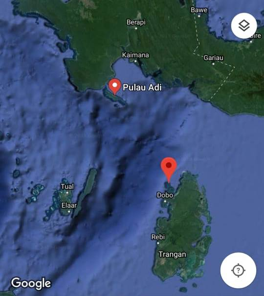 Hilang di Perairan Aru, Dua Nelayan Asal Dobo Ditemukan di Papua Barat