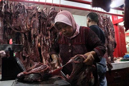 Jelang Lebaran, Harga Daging Sapi di Ambon Tembus Rp 110 ribu/kg